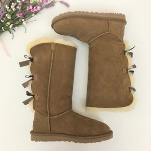 UGG Bailey Bow Tall  Boots NWOT